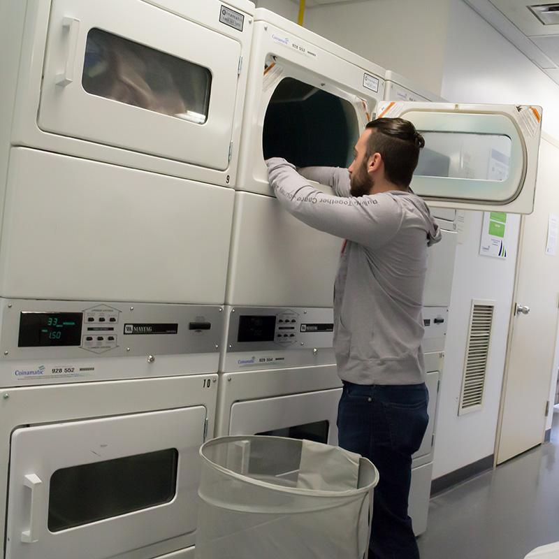 Amenities - Laundry